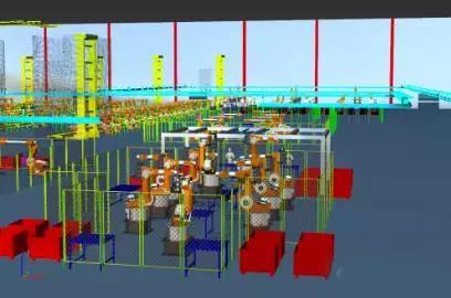 智能制造系列:工厂设计和优化解决方案之工厂三维布局
