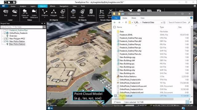 简单3步,实现三维实景数据的发布和使用