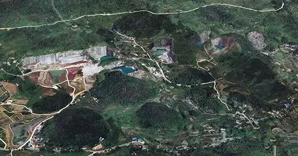 重庆实现了全市范围实景三维模型全覆盖,连宠物狗都能清晰的看到
