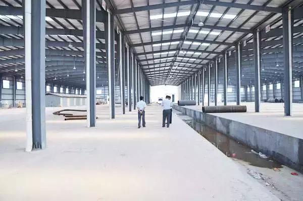 钢结构厂房建造过程要点大全