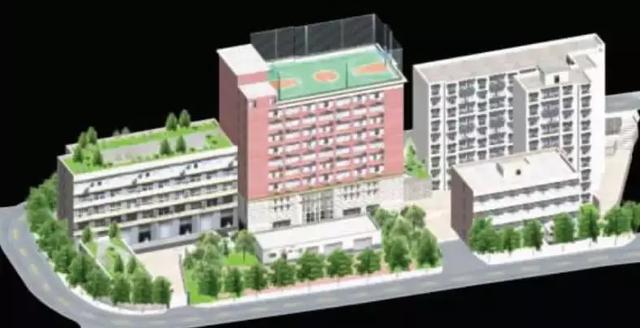 基于三维动画软件的城市三维仿真建模