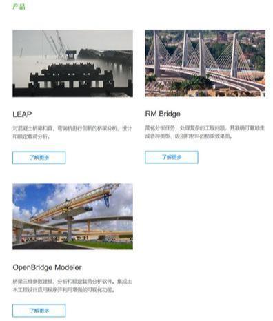 国内常用的公路桥梁BIM软件是哪些