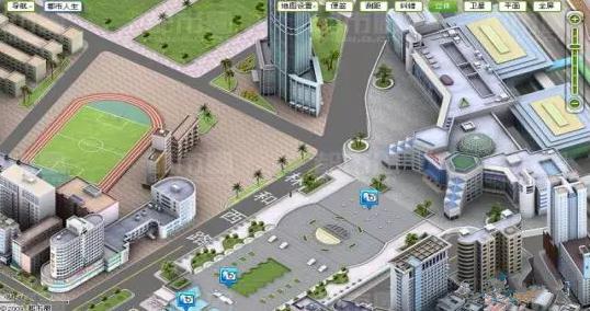 实景三维应用_地形图测绘_地理信息_民用街景_智慧城市