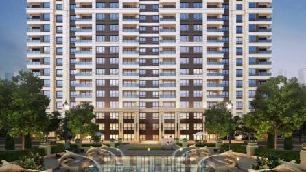 中国铁建上海香榭国际住宅区