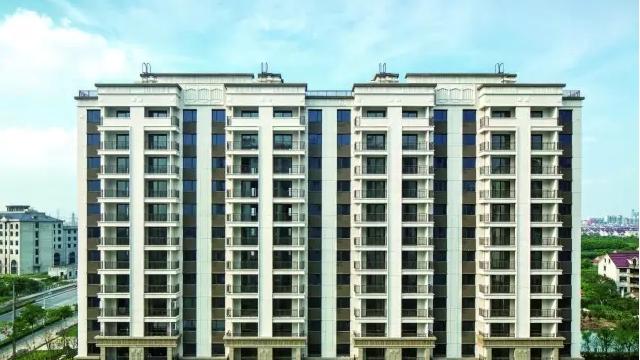 上海首栋装配式建筑