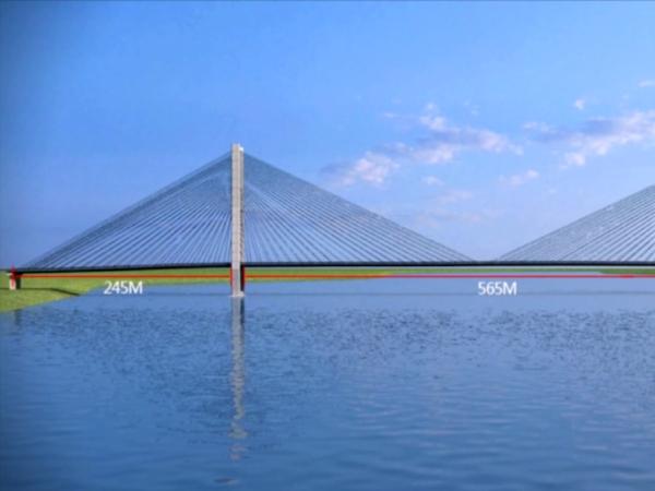 动画分享 | 黄河公路大桥及引道工程(上)项目概况及施工部署