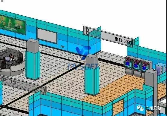 青岛地铁1号线BIM技术应用