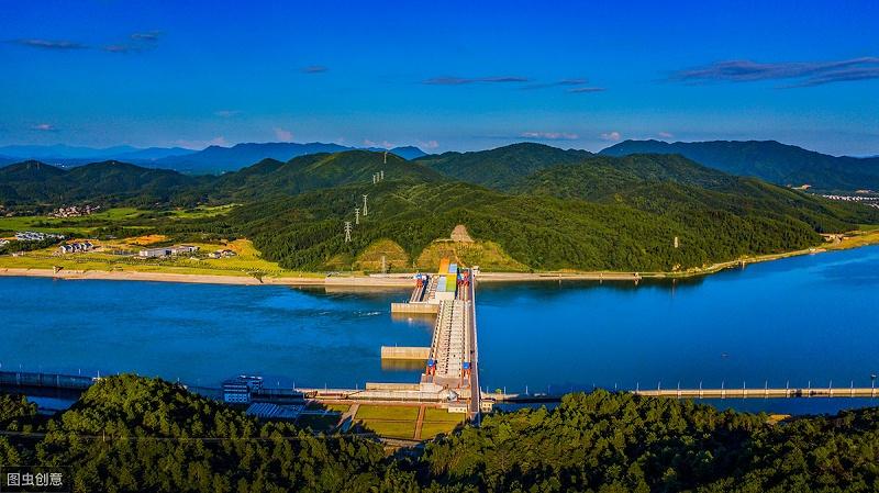 省水电设计院建立实景三维模型助力东庄水利枢纽设计