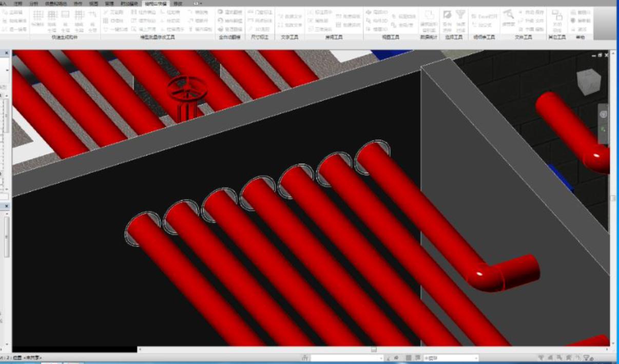 机电深化应用-净高分析