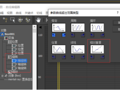 【教程】Max常用的基础命令动画教学
