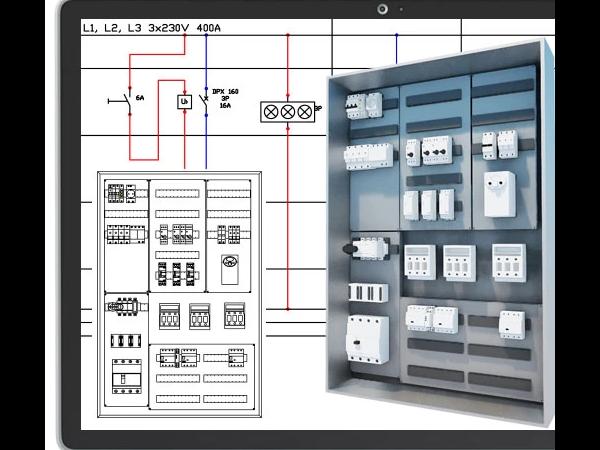 ArCADia电气设计BIM软件