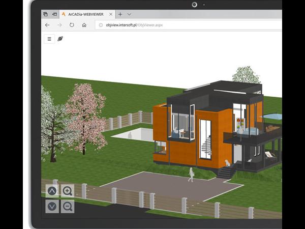 建筑BIM软件ArCADia-3D MAKER