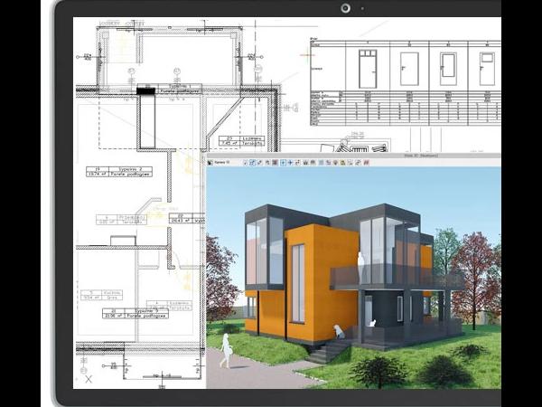 建筑BIM架构文档设计软件ArCADia
