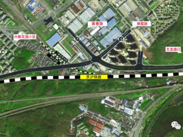 动画分享 | 南京尧红路桥梁结构+施工难点,一次搞清桥梁施工