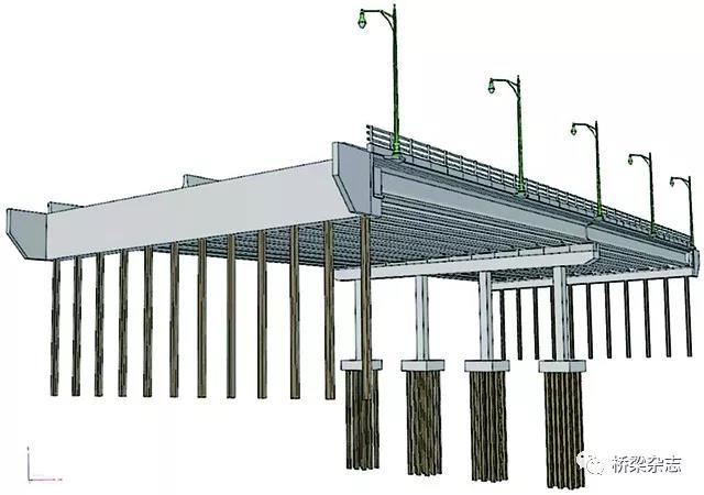 基于数字实景的路桥三维正向设计方案