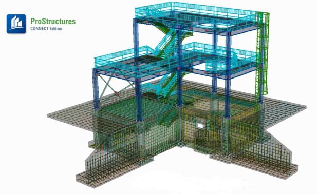 bentley 钢筋混凝土设计软件ProStructures
