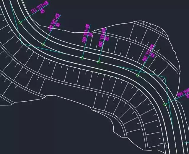 道路建模教程-平面出图