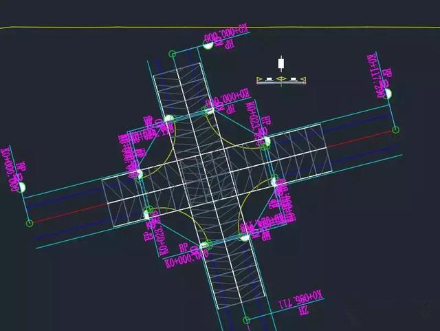 道路建模教程--简单交叉口模型