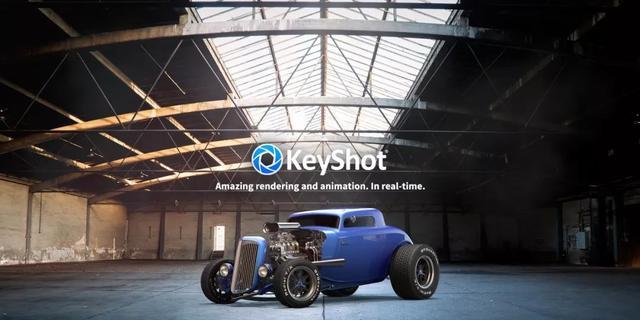 Keyshot做组装动画也能如此逼真?杀手锏教程来了