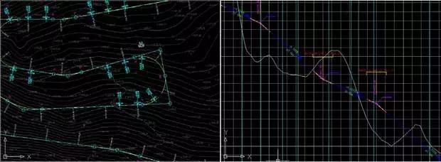 Civil 3D公路设计施工流程