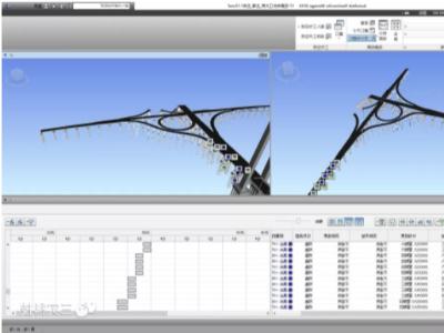 BIM技术在大型桥塔施工中的应用