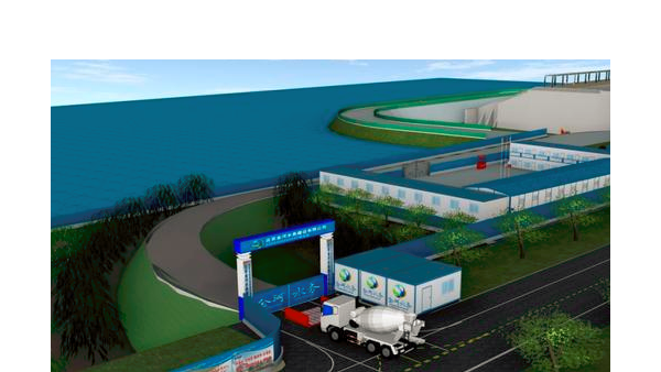 BIM水利工程 BIM技术在南水北调项目中的应用