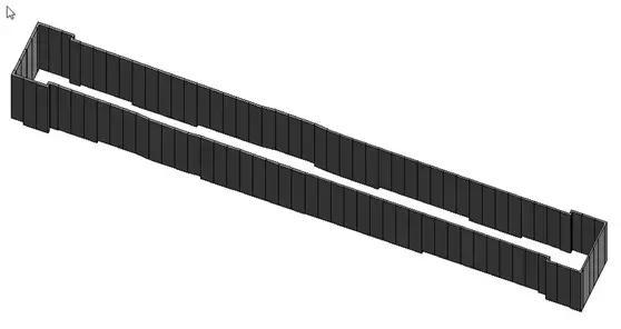 BIM动画建模制作 | 长沙地铁3号线地下连续墙施工应用实例