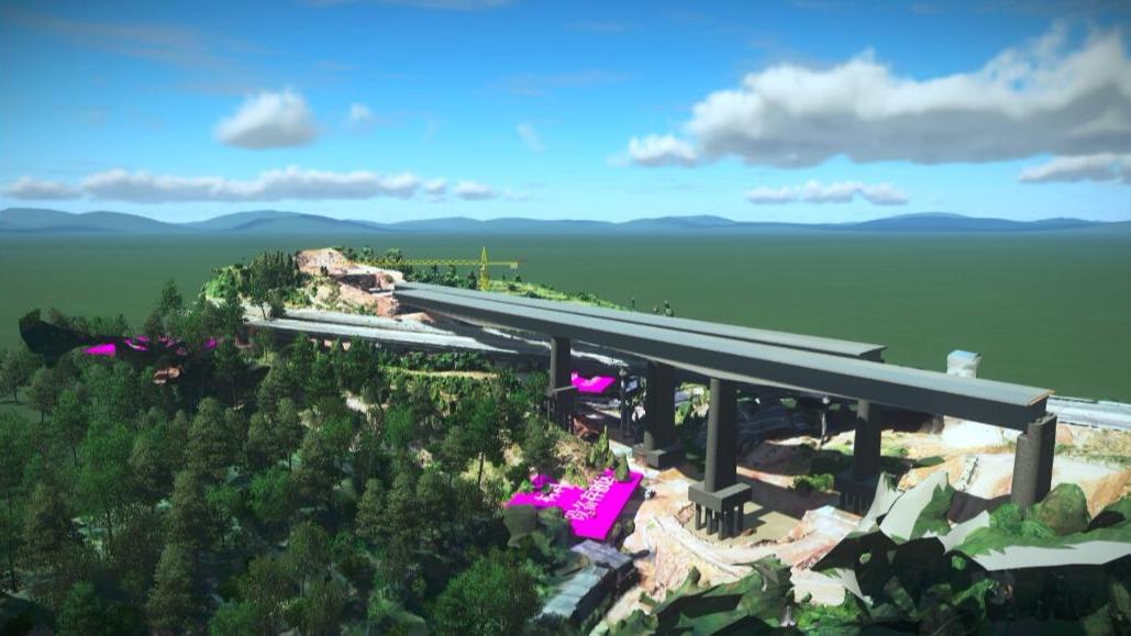 BIM技术在蒙华铁路桥梁施工中的应用