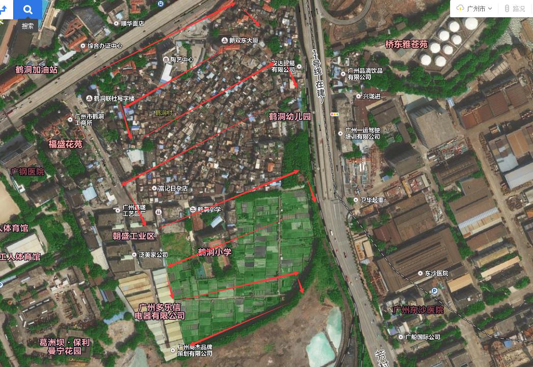 无人机航拍实景建模非村落区域航拍规划