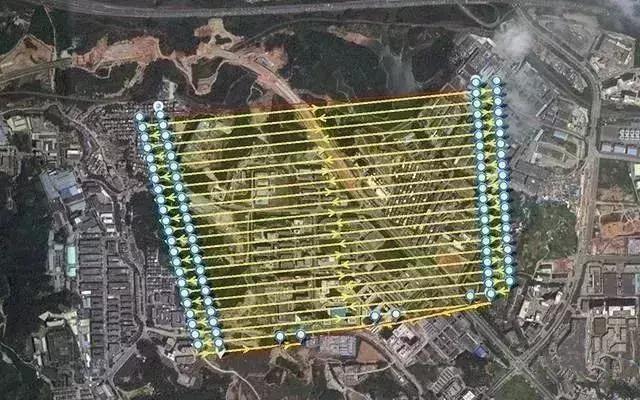 无人机航测倾斜实景三维建模进行土方计算