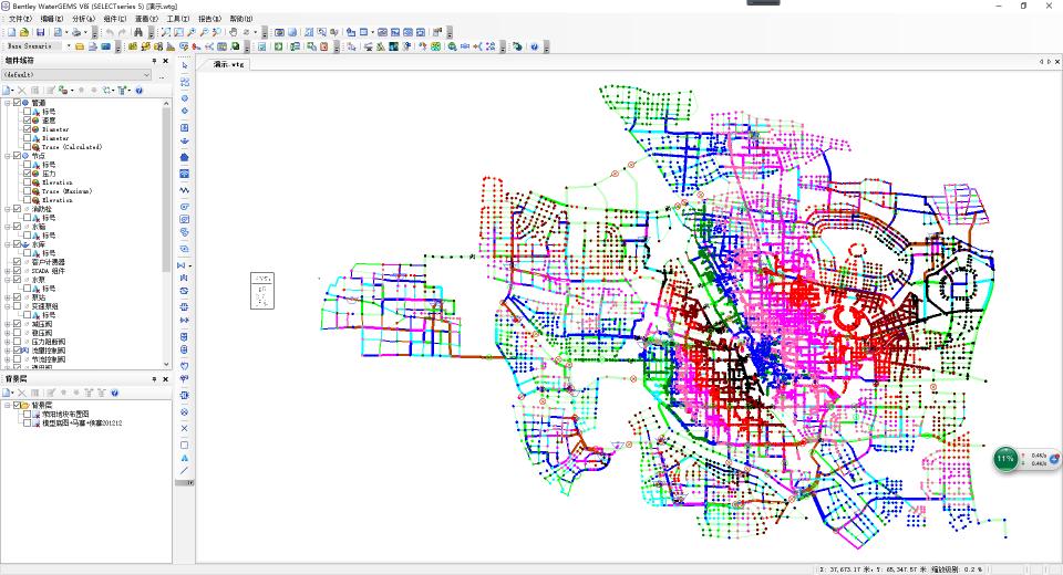 技术在市政管网中的应用