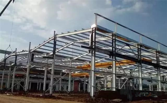 普通钢结构与门式刚架的支撑体系有何不同