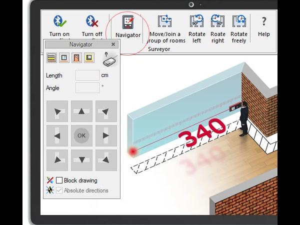 ArCADia-SURVEYOR建筑BIM软件