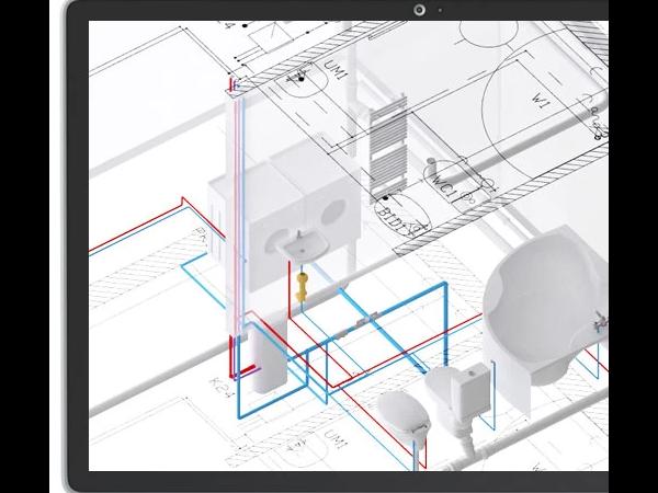 ArCADia建筑排水系统BIM软件