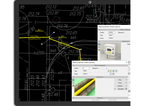 ArCADia建筑BIM气体设计软件