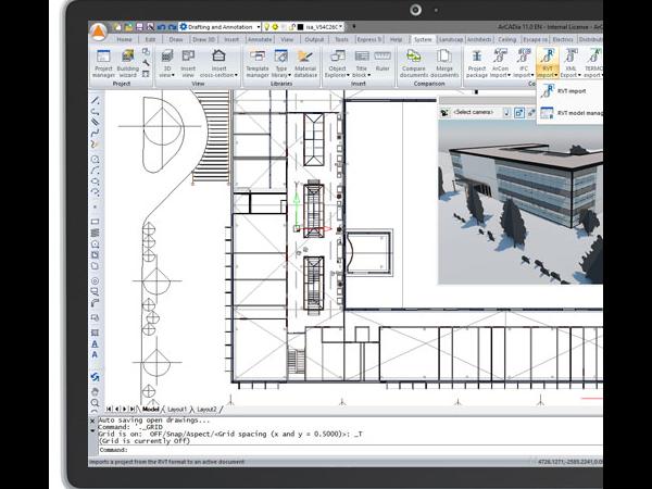 ArCADia-IFC建筑BIM软件