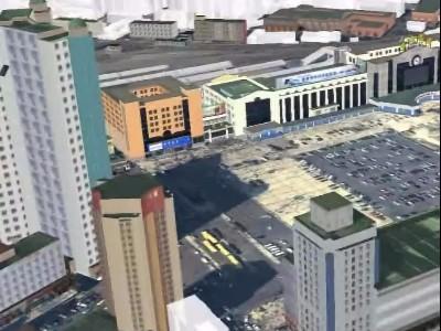 从哈尔滨铁路站改看BIM等信息化技术的应用