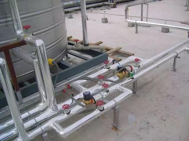 手工计算水、暖、电工程量要点分享!