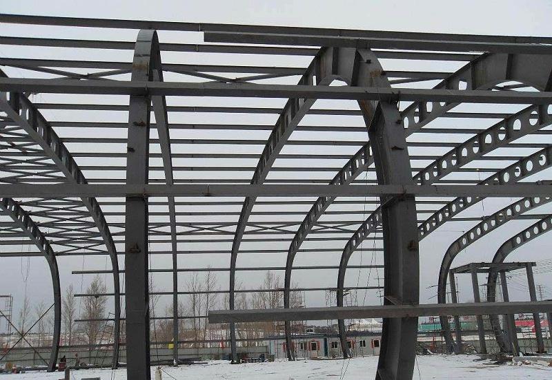 异型钢结构三维检测,三维激光扫描仪