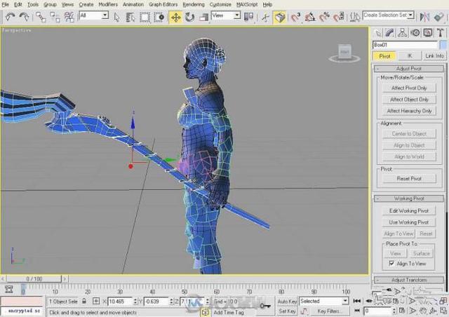 三维扫描技术在人体数字建模中的应用