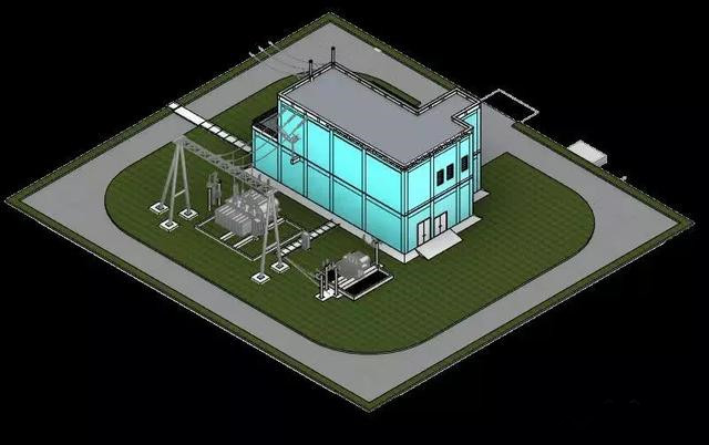 如何使用BIM平台进行风电场三维设计