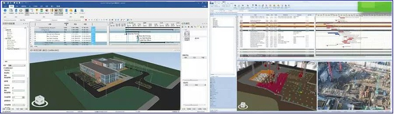 【建筑BIM软件】Synchro 4D软件的优势之处在哪?