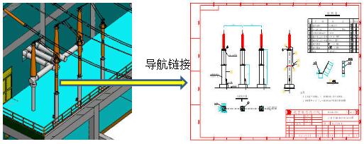 Substation电气设计软件典型设计模块