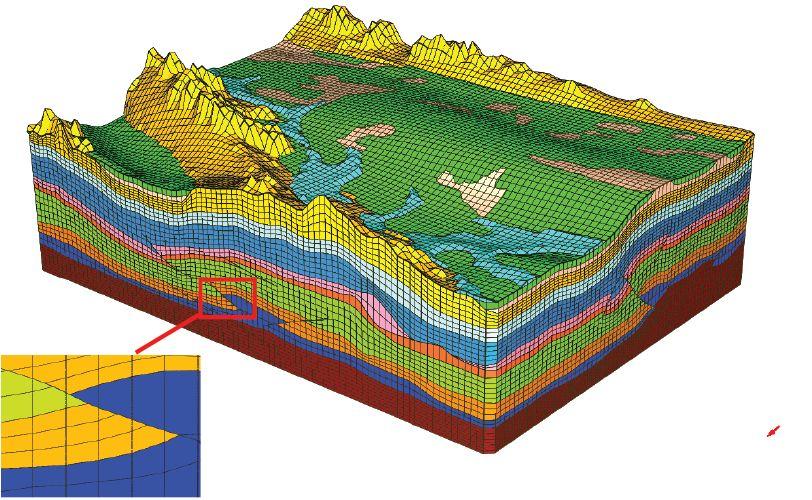 三维城市地质建模的六大难题