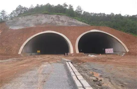 隧道施工项目初期准备工作(上)