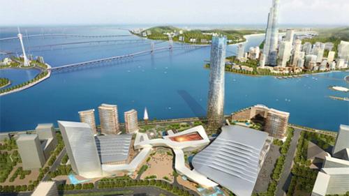 珠海横琴国际金融中心
