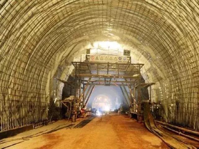 软弱围岩隧道设计解析