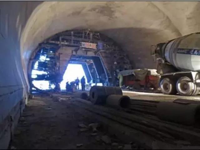 隧道二次衬砌施工工艺