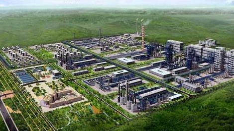 神华神东电力富平热电厂工程 西北电力设计院