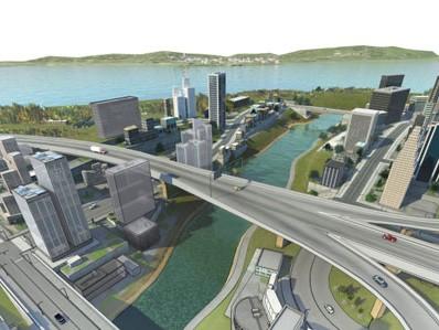桥梁BIM软件 OpenBridge Modeler